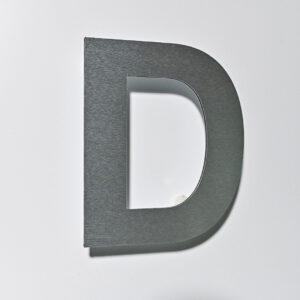LED Buchstaben Rückstrahler