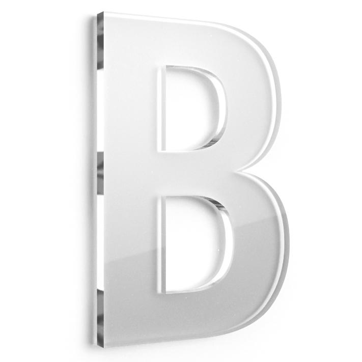 3D Buchstaben und Logos aus Acrylglas